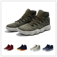 Wholesale volleyball size ball online - New Mens Basketball Shoes Sneakers React Hyperdunk High Quality Mesh Basket Ball Trainer Shoe Sport Colors Size sneakermaster666