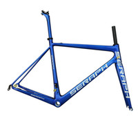 Wholesale new made bicycle resale online - 2019 New lightweight carbon frame bicycle Frame T1000 Bicycle road Frame FM686 made by tantan factory with new EPS Technology