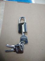 ingrosso porta di rame antica-Yue Ma Bronzo antico placcatura di rame mobili serratura serratura guardia di sicurezza con 3 chiavi
