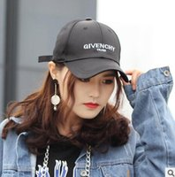Wholesale Korean Fall Fashion Wholesale - Korean version of the fashion embroidery star with a baseball cap Hat outdoor visor male thread with a lady hat