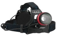 ingrosso luci di lettura a batteria-Faro anteriore a LED HL01, 3 modalità faro anteriore, luce per casco alimentato a batteria per campeggio, corsa, escursionismo e lettura, 3 batterie AAA incluse