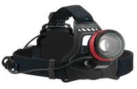 фара ааа оптовых-Светодиодные фары HL01, 3 режима фары, батарейках шлем свет для кемпинга, бег, Туризм и чтение, 3 батарейки ААА в комплекте