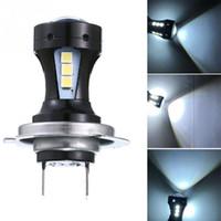 Wholesale cars h7 for sale - New high quality H7 light car LED fog lights