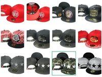 d9 kapaklar toptan satış-Toptan Satış - Toptan-Yeni Geliş D9 Kalın Camo Snapback Şapkalar Moda Erkekler Bayan Snapbacks Caps Askeri Cap Hat 22 Stilleri Ücretsiz Kargo