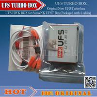 desbloquear caixa intermitente venda por atacado-gsmjustoncct 100% HWK Turbo Box UFS Por SarasSoft para Samsung / Nokia / LG Desbloquear Flash