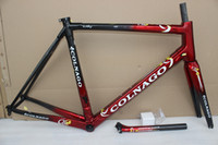 Wholesale road frames sale for sale - Group buy 25 colors HOT SALE Colnago C60 carbon bike frame road frames cm T1000 carbon bicycle frameset C611