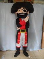 trajes do epe venda por atacado-Traje da mascote do pirata EPE G5 traje do dentista Fancy dress Completa Adulto Outfit kj8 Terno 2Outfit All-UK Mascot Costume NOVO