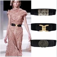 корсет эластичный оптовых-JXQBSYDK  Adult Belts European and American Style Belts for Women 6cm wide  Female Elastic Corset