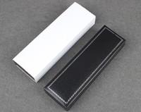 box advert оптовых-Высокое качество рекламы подарки пенал Оптовая бизнес Pen подарочная коробка картона Pen Box индивидуальные wen5102
