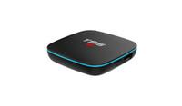 16gb sata toptan satış-En çok satan Ucuz T95 R1 Quad Core Amlogic S905W 1 GB + 8 GB veya 2 GB + 16 GB Android 7.1 TV Kutusu Arapça IPTV Streaming Medya PlayeR