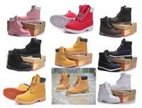bot önü toptan satış-Sıcak!! Kış Kar Botları Erkekler için Kürk Hakiki Deri Ayakkabı Kadınlar için Tekneler iniş Çizmeler Erkekler / Kadınlar yüksek kalite Çizmeler