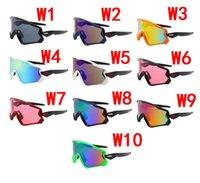 bisiklet sporu gözlükleri toptan satış-RÜZGAR CEKET 2.0 Aynı Stil Gözlük Bisiklet Gözlük Bisiklet Bisiklet Güneş Erkekler / Kadınlar Spor Bisiklet Gözlük Gafas ciclismo UV400 lens