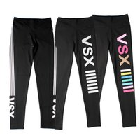 ingrosso xxxl più i pantaloni di yoga di formato-Yoga Legging Gym Pantaloni elastici donne schiacciato pantaloni Yoga Donne Sport Fitness Leggings Collant Abbigliamento sportivo Tagliati Plus Size XS-XXXL