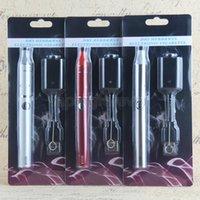 kuru bitki buharlaştırıcı kalem başlangıç kiti toptan satış-Evod Mini Ago G5 Blister Paketleri Vape Kiti Elektronik Sigaralar Ego Pil Starter Kitleri için Buharlaştırıcı Kuru Ot E sigara Vape Kalemler