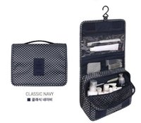 Wholesale hanging toiletry bags for travel resale online - DHL Hanger Travel Cosmetic Bag Foldable Toiletry Bathroom Wash Storage Organizer Portable Makeup Bag Cosmetic Pouch Hanging Bag for Home nt