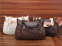 branded handbag toptan satış-19 Yüksek Kaliteli Kadın Çantaları Lüks Marka Tasarımcı Moda çanta Bayan Çanta Çanta Omuz Çantası kadın Tote Debriyaj Cüzdan Ile Toz Torbaları