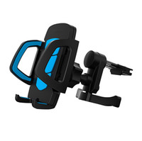 Wholesale Iphone Car Vent Cradle - Car Mount Universal Car Air Vent Cell Phone Holder Cradle for iPhone 7 Plus 6s Plus Andorid Phones and other Smartphones