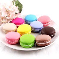 Wholesale phone dessert resale online - Soft Squishy Macaron Dessert Cake Cute Cell phone Straps Kids Toys Gift Charms Cream Bread Scented