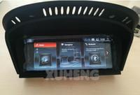 bmw gps radio venda por atacado-Android monitor de 4,44 Car 8,8 polegadas para BMW 3 Serise E90 E91 E92 M3 2005-2010 Stereo Radio Vedio Áudio GPS Navi mídia unidade central