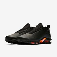Wholesale black shoe resale online - 2019 New Mercurial Tn Ultra Trainers Fashion Runner Sneakers Designer Sports Shoes For Women Men WITH BOX