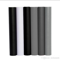 Wholesale nursery bedroom furniture - Thick solid color wallpaper self-adhesive waterproof PVC wall paper bedroom living room furniture renovation sticker home decor