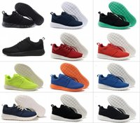 Wholesale coloured shoes - 14 Colours New London Olympic Running Shoes For Men Women Sport London Olympic Shoes Woman Men Trainers Sports Sneakers