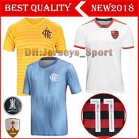 Venta al por mayor de Jersey De Fútbol Negro Rojo - Comprar Jersey ... 250dcd91dfc