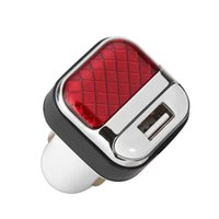Wholesale Gps Locator Car - 2018 New X6 GPS Locator Automotive Electronics Car Charger Locator Anti-theft Car Tracker