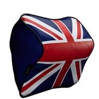 almofada de assento de carro completo venda por atacado-Hotsale Universal Car Kit Neck Pillow Memória - condução confortável Memory Foam suave Auto assento Headrest - NeckVertebra Protect - Fit Car
