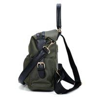 hazır çanta markaları toptan satış-KVKY Marka Kadınlar Sırt Su Geçirmez Naylon Öğrenci Okul Çantaları Tiki Tarzı Sırt Çantaları Kadın Rahat Seyahat Çantaları mochila