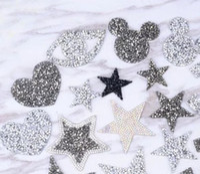 piedras de cristal para la ropa al por mayor-25 unids 4 mm Hot Fix Cristales Motivos de Transferencia de Calor Adornos de Cristal Strass Stones Parches Apliques Para La Boda Ropa de zapatos