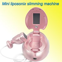 Wholesale intelligent shapes for sale - 2018 Promotion Ultrasound Liposonix Slimming Machine professional intelligent machine Fat Removal Body Shaping weight loss Beauty Equipment