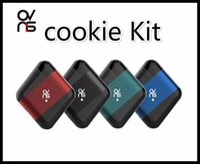 Wholesale hot cookies for sale - Hot Original OVNS Cookie Kit Pod System Vaporizer Kit mAh Battery ml Cartridges E Cigarettes Mini Vape Pen Authentic