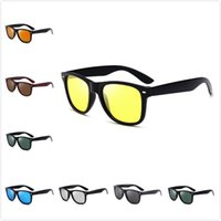 Wholesale Frame Protection Film - Rimless Lusury Sungalsses Fashion Trend Sungalsses UV Protection Lens Coating Color Film Full Frame Sunglasses Mix Wholesale