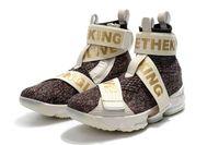 calçados de basquete online frete grátis venda por atacado-Preços por atacado hot 15 sapatos De Vidro Manchado frete grátis Real sapatos de basquete loja online Com Caixa de Transporte da Gota
