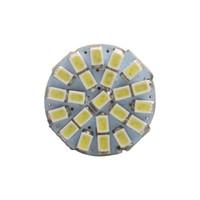 lâmpadas led frente venda por atacado-2 P 1156 22SMD P21W BA15S CONDUZIU a Lâmpada Auto Luzes Dianteiras luzes de Freio Turn luzes LED Parrking Lâmpada Bulbo DC 12 V branco amarelo