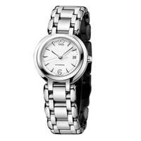 Wholesale Butterfly Rhinestone Bracelet Crystal - Top luxury brand Watch Fashion Women Quartz Watches Synthetic Sapphire Crystal Rhinestones 316L Stainless Steel Bracelet Relogio Feminino