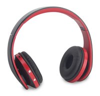 rádio fone de ouvido estéreo bluetooth venda por atacado-Sorpu EB203 HiFi Graves Profundos Sem Fio Bluetooth Estéreo Fone De Ouvido Com Cancelamento de Ruído Fone De Ouvido Com Microfone, Suporte TF Cartão, Rádio FM