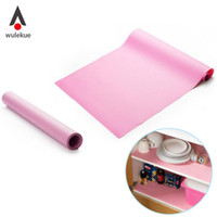 Wholesale furniture chests - Wulekue Tailorable Chest Cupboard Mat Antibacterial Dampproof Cushion Anti Oil Chest Drawer Pad For Cabinet Ambry Furniture