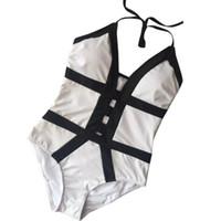 Wholesale womens swimwear sets for sale - Swimwear Women Sexy Fashion Womens Bra Set Swimwear Beach Bathing Suit Padded Beachwear Jan24