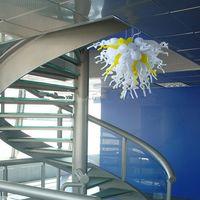 Wholesale house art framing for sale - Crystal Chandelier Lighting Metal Frame Glass Pendant Lighting Coffee House Lights Fixture Modern Pendant Lamp for Living Room Decor