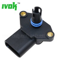 Wholesale vw golf intake for sale - Group buy 1 Bar Manifold Boost Pressure MAP Sensor For VW Bora Caddy Golf Lupo Polo Vento D