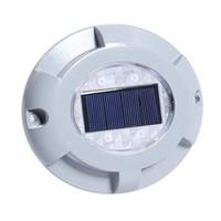 Wholesale pathway lighting for sale - Solar Road Stud Aluminum LED Waterproof Road Light Sensor Road LED Lights For Driveway Garden Square Pathway