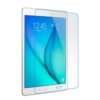 Wholesale screen for tablet pc online - Tempered Glass For Samsung Galaxy TAB3 TAB4 TAB3 lite inch inch Tablet PC Screen Protector Film