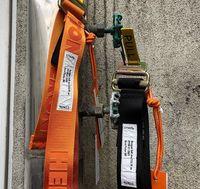 Wholesale orange canvas belt - 2018ss Best Version 1:1a Heron Preston Canvas Belt Hiphop Streetwear Women Men Belt Heron Preston 120CM Black&Orange