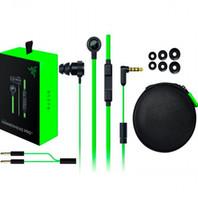 fones de ouvido razer pro venda por atacado-Razer Hammerhead Pro V2 Fone De Ouvido no ouvido fone de ouvido Com Microfone Com Caixa de Varejo Em fones de ouvido de Jogos De Ouvido Isolamento de Ruído Estéreo Baixo 3.5mm