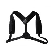 ingrosso uomini di correzione posteriore-Correttore posturale Spinal Back Support Trainer Physical Therapy Brace per uomini donne Back Shoulder Neck Pain Relief