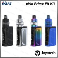 Wholesale original joyetech evic kit for sale - Group buy Joyetech eVic Primo Fit Kit with EXCEED Air Plus Atomizer ml eVic Primo Fit Battery Buit in mah W EX Series Heads Original