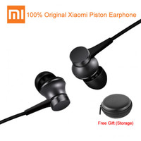 Wholesale Iso Wire - Original Xiaomi Piston 3 Fresh Youth Version In-Ear 3.5mm Colorful Earphones With Mic For Sumsung Xiaomi Huawei For Android Iso