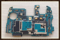 Wholesale Board Works - 100%Working~Unlocked EU version Original Google Motherboard For Samsung GALAXY S4 i9505 LTE 16GB PCB Board Clean IMEI free shipping